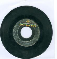 Mark Dinning THE LOVING TOUCH / COME BACK TO ME MGM 12929 1960 45rpm