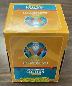 Euro 2020 Tournament Edition Sticker Album Box Panini NEW -Kid Icarus-