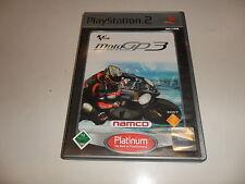 PLAYSTATION 2 PS 2 MOTO GP 3 PLATINUM [] (4)