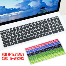 Laptop Keyboard Film Protector Cover For HP 15.6'' ENVY x360 15-W237CL Home