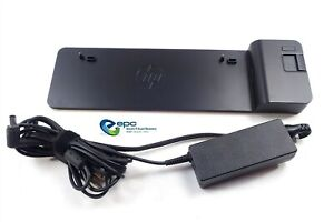 HP EliteBook ProBook 2013 UltraSlim Docking Station 65w Adapter D9Y32AA D9Y19AV
