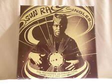 "SUN RA Singles The Definitive 45s Collection Vol. 2 SEALED 10 x 7"" vinyl BOX SET"