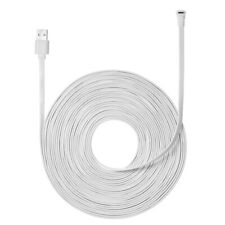 9M/29.5ft Charging Power Cable Fits for Arlo Pro, Arlo Pro 2, Arlo GO, Arlo C5N9