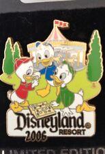 Disney Pin Trading Nights duck 2006 nephews Huey, Dewey, & Louie Pin NEW