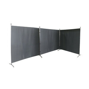 3 Panel Private Cubicle Room Divider – Ffor School, Church, Office, Classroom