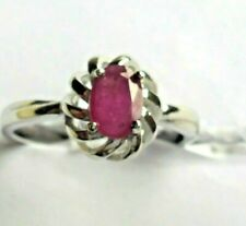 Ruby Ring size 7.75