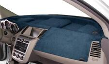 Toyota Paseo 1992-1995 w/ Clock Velour Dash Board Cover Mat Medium Blue