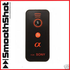 IR WIRELESS REMOTE CONTROL FOR SONY NEX-6 NEX-7 NEX-5R NEX-5N ALPHA A6000