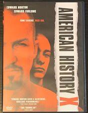 American History X (Dvd, 1999) Edward Norton