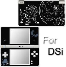 Solgaleo Lunala Black Edition SKIN DECAL STICKER COVER for Nintendo DSi