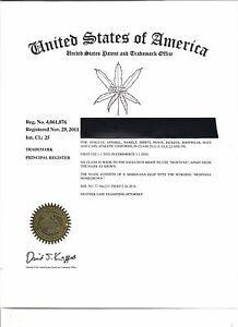 """Trademark and domains for sale""""MONTANA HOMEGROWN"""" . An American business."""