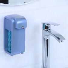 300ml Automatic Soap Dispenser Sensor Touchless Countertop/Wall Mount Blue