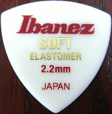 Real BASS Guitar Pick - Made of Elastomer Best so far that I tested - by Ibanez