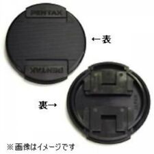 PENTAX Snap on lens cap F49mm 49mm FromJapan Genuine