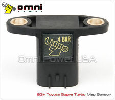 Omni Power 4 Bar Map Sensor MKIV Supra TT 2JZ 2JZGTE