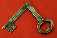 Antique Nashua Folding Skeleton Key No 22 Flat Shank