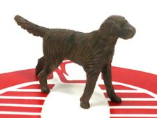Hard Plastic PVC Dog Figure Animal Toy Figurine