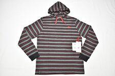 $36 NWT Mens Enyce Sean Combs Striped Hoodie T-Shirt Tee Urban 4X 4XB 4XL N417