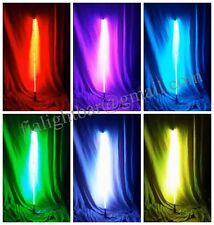 2PCS 6feet Dream Color 300LEDs Quick Connect Mount Light whip Free Shipping
