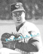 Rick Reuschel Chicago Cubs SPORTS ART PENCIL to PRINT 8x10 or larger Portrait
