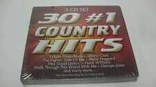 Very Rare 3 CD Set 30 #1 Country Hits 2006 Direct Source Special Products  cd985