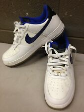 NIKE AIR FORCE ONE AF1 PENNY HARDAWAY WHITE BLUE 630932-100 MENS 11.5 (ddrc5)