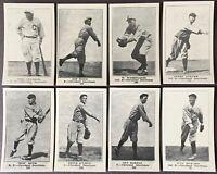 1917 Collins-McCarthy Cleveland Indians E135 Reprint Set (14) Tris Speaker HOF