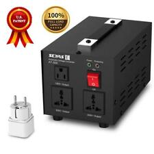 Seyas 500W Automatic Step Up & Step Down Voltage Converter At-500