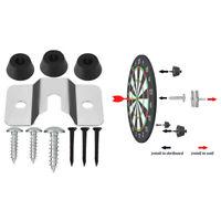 Standard Dartboard Hardware Kits Replace Screws Cabinet Mounting Accessories UK
