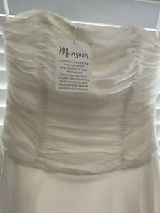 Brand New With Tags Monsoon Wedding Dress/ Bridesmaid / Prom Please Read