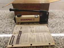 Enerpac Hydraulic Hand Pump Eh 141 10000 Psi