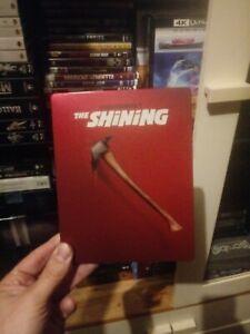 shining blu ray steelbook