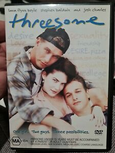 Threesome 2005 dvd