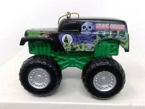 2007 Live Nation Grave Digger Monster Truck Plastic Ornament