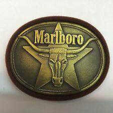 Marlboro Belt Buckle, SOLID PHILP MORRIS, INC. 1987, Exultant Condition