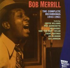 Bob Merrill The Complete Recordings 1943-1961