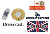 DREAMSHELL DREAMCAST SD CARD ADAPTER READER - NEW