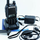 BaoFeng UV-82 Dual Band UHF VHF 137-174/400-520MHz Two-Way Radio Walkie Talkie