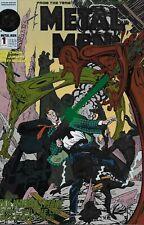 Metal Men Comic Issue 1 Modern Age First Print 1993 Mike Carlin Dan Jurgens DC
