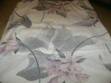 King Size Flat Sheet...Vintage Wamsutta...Floral