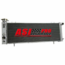 3 ROW 52MM ALUMINUM RADIATOR FOR 1991-2001 JEEP CHEROKEE XJ 4.0L MANUAL HIGH PER