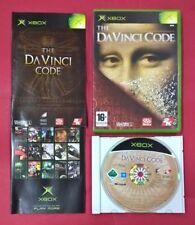 The Davinci code - XBOX - USADO - BUEN ESTADO