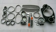 BMW MINI COOPER S ONE INTERIOR CHROME KIT R50 R52 R53 (2001-2006 )