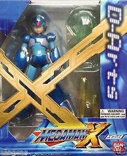 Used Bandai D-Arts Rockman X  ABS PVC POM From Japan