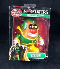 MR POTATO HEAD - POP TATERS  - VISION - MARVEL - THE AVENGERS