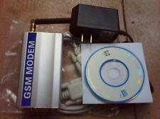 Módem GSM Wavecom Q2303A módulo com RS232 comandos AT