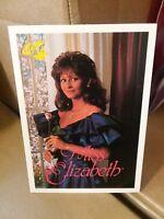 1990 Classic WWF #112 Miss Elizabeth