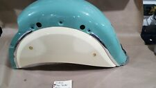 INDIAN CHIEF VINTAGE REAR FENDER WILLOW GREEN IVORY TWO TONE MOTORCYCLE 111