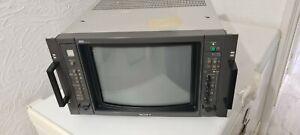 Sony Trinitron BVM-1410P Video Colour Monitor in near mint condition