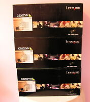 LexMark C920Yellow Toner Cartridge C9202YH